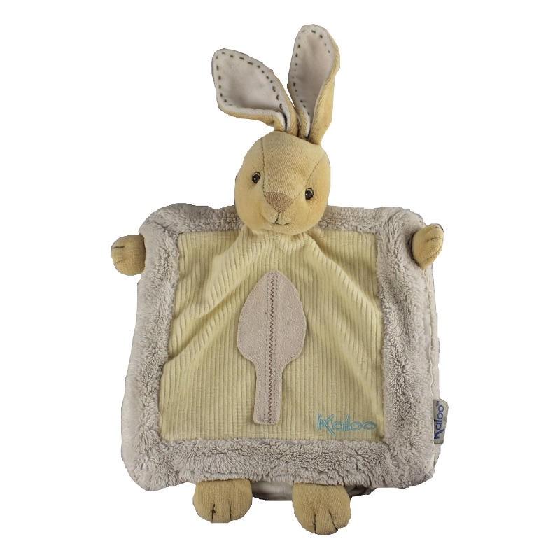 kaloo-doudou-marionnette-lapin-ecru