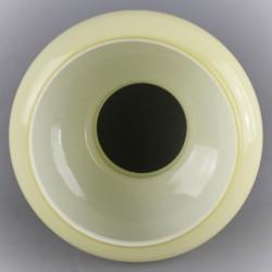 abat-jour-verre-opaline-jaune-109-mm-diamètre