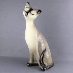 statuette-chat-ceramique-noir-blanc