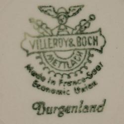 """Assiette A Dessert Villeroy & Bosh """"Burgenland"""""""