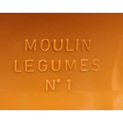 Moulin à légumes Moulinex N°1 Couleur Orange
