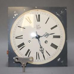 Horloge ODO à Morez 1879