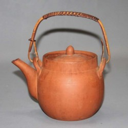 中國兵馬俑茶壺