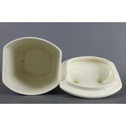Pot en Céramique Art Déco Sucre