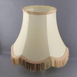 abat-jour-tissu-enduit-franges-luminaire-vintage