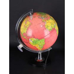 Globe Terrestre Lumineux decoration