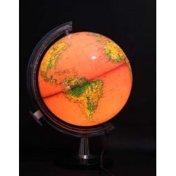 Globe Terrestre Lumineux Mappemonde