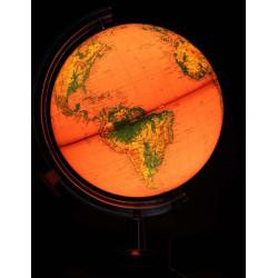 Globe Terrestre Luminaire