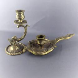 paire-de-bougeoir-a-main-bronze-laiton