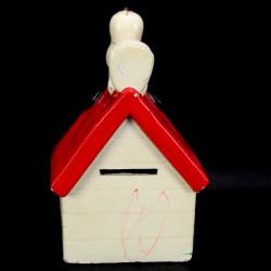 Tirelire Snoopy en Céramique