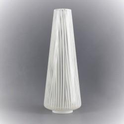 abat-jour-verre-forme-fuseau-lustre-années-60