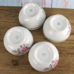 vaisselle-vintage-lot-de-4-bols-en-porcelaine-sur-pied-douche
