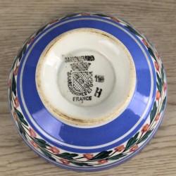 bol-vintage-Sarreguemines-vaisselle-des-années-60-vaisselle-vintage-old-french-bowl