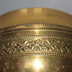antique-brass-flower-pot