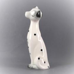 statuette-figurine-de-collection-chien-dalmatien-céramique