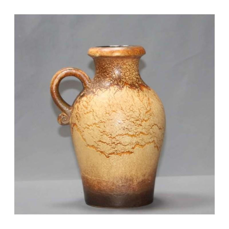Vase-West-Germany-Keramik