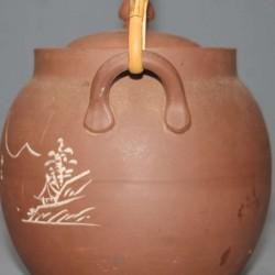 Chinese-terracotta-teapot