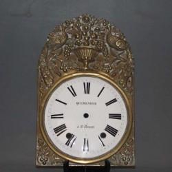 Fronton-horloge-Comtoise