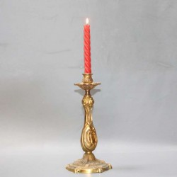 Bougeoir-en-bronze-doréè-ancien-XIXeme