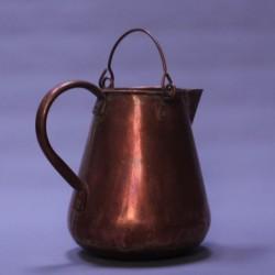pichet- Broc-en-cuivre-ancien