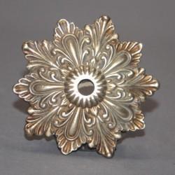 pièce-détachée-lustrerie-rosace-bronze