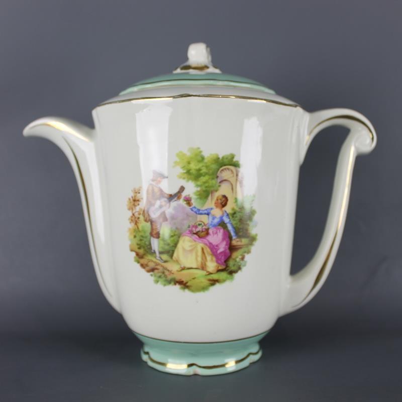 Cafetière Porcelaine Ceranord