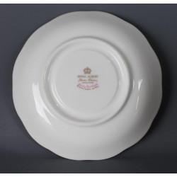 Soucoupe Royal Albert Lady Carlyle Bone China