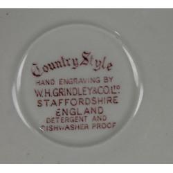 Soucoupe Pour Tasse Staffordshire