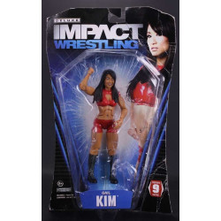 Deluxe Impact Wrestling 9 Gail Kim Action Figurine