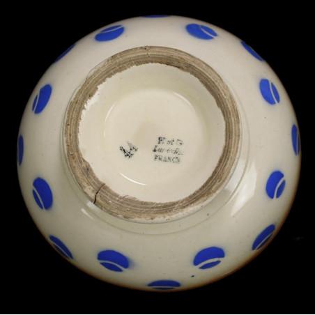 Abat-Jour en Opaline Verte 12 cm de diamètre Pour Lampe ou Suspension