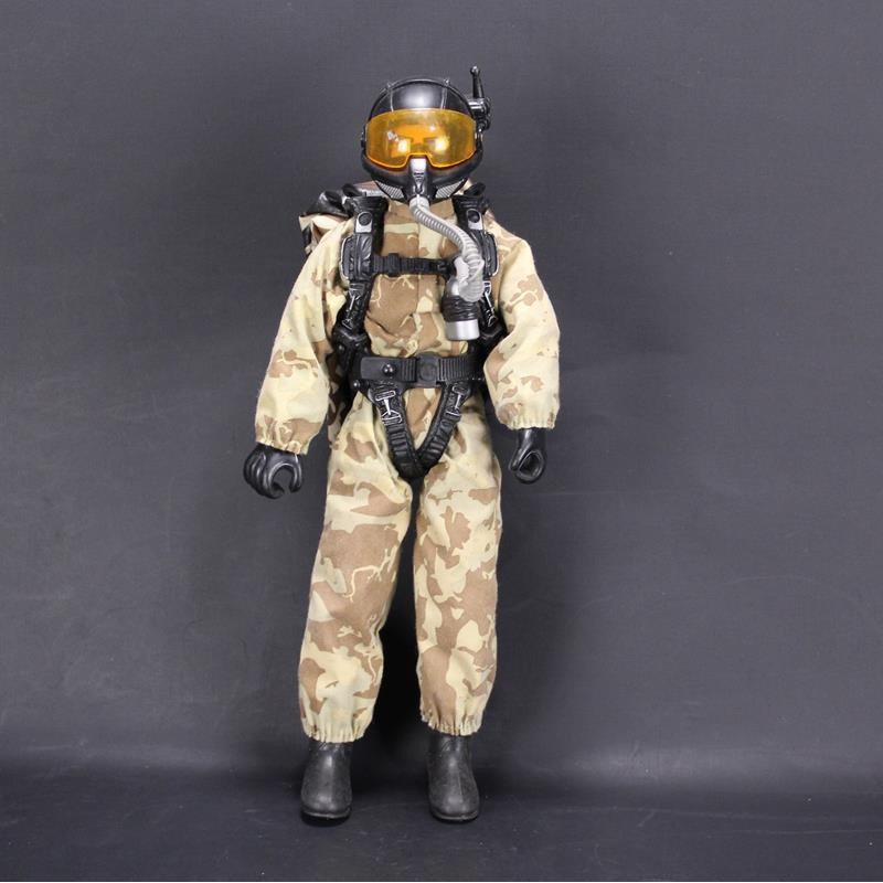 Action Man Militaire Parachute