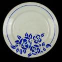 Statuette Chat Rose Porcelaine 32 cm