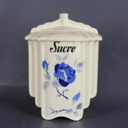 Ancien pot à sucre