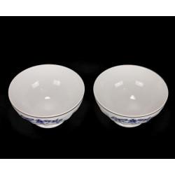 Dessous de plat rond ancien en céramique vert