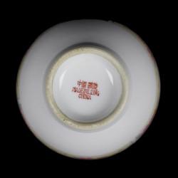 Ange musicien en porcelaine Gerold Porcellan