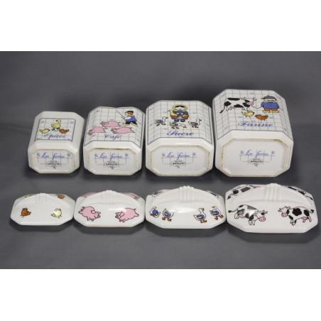 Plat Porcelaine Bavaria Seltmann