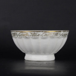 Bol en porcelaine de Chauvigny