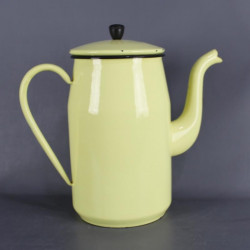 cafetiere-emaillée-french-enamel-coffee-pot-
