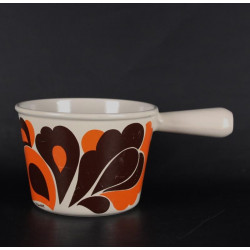 Porcelaine d'Auteuil Café pot bistrot