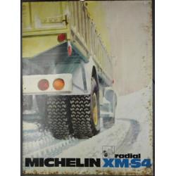 publicité-ancienne-Michelin-en-tôle