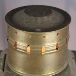 Abat-jour opaline diamètre 30 cm forme conique