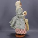 statuette-figurine-chat-rose-22-cm-vintage