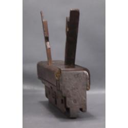 Rabot de Menuisier Cornier Double Lame 21,5 cm