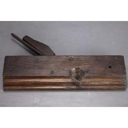 Ancien Rabot à Moulure de Menuisier 23 cm