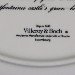 villeroy-boch-camelia-assiette-decorative-vintage