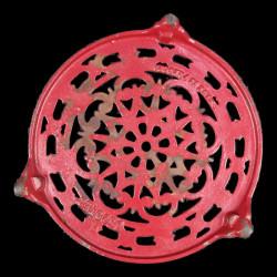 Bol en porcelaine chauvigny décor romantique