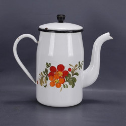 cafetiere-emaillee-fleurs-ancienne-vintage