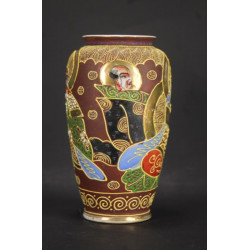 Vase Japonnais Satsuma