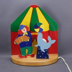 lampe-applique-murale-cirque-chambre-denfant