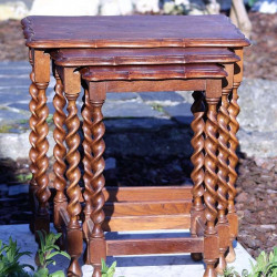 barley-twist-nesting-tables